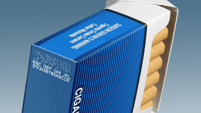 Tobacco Coding & marking