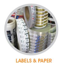 Labels & paper