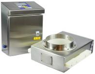 Lock Waferthin Metal Detector