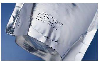Liquid Pouches - Coding & marking