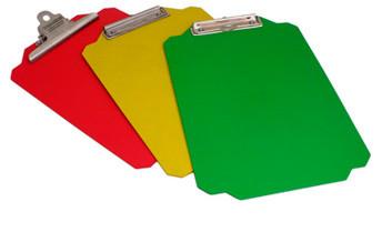 Detectable Clip Boards