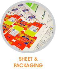 Sheet & packaging
